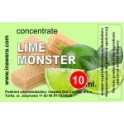 LIME MONSTER  - CONCENTRATE - INAWERA