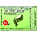 CUCUMBER  - CONCENTRATE - INAWERA