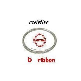 Filo Resistivo Kanthal D ribbon