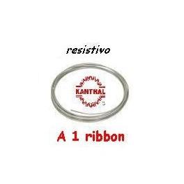 Filo Resistivo Kanthal A1 ribbon