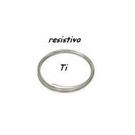 Resistivo Titanio Gr 2 0.15 mm.